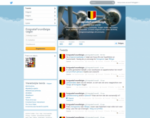 Emigratie-Forum-Belgie-op-Twitter