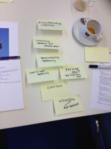 Workshop Blog